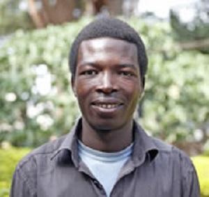 Charles Omirambe