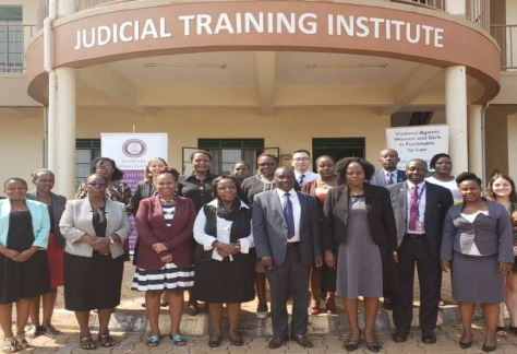 Judicial Training Institute's GBV Training Manual Validation Meeting
