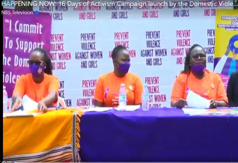 16 Daysof Activism Campaign Launch – NBS TV Live