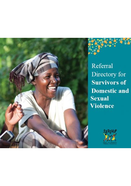 Referral Directoraty for survivors of Domestic Violence
