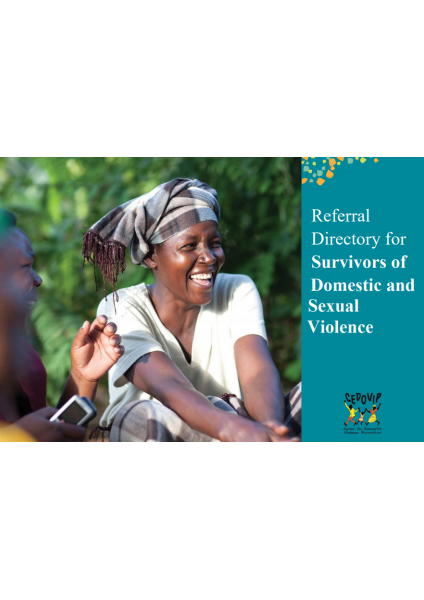Referral Directoraty for survivors of VAW, CSEC and FGM 2021