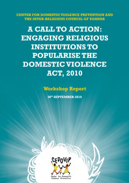 Religious Leader Report