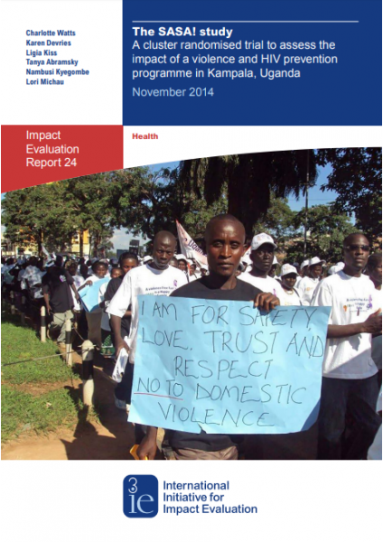 SASA - Impact Evaluation Report