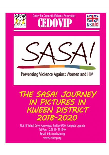 SASA- Kween